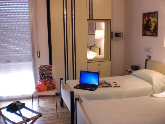 Castrocaro Terme e Terra del Sole, Italia: Twin ou double room