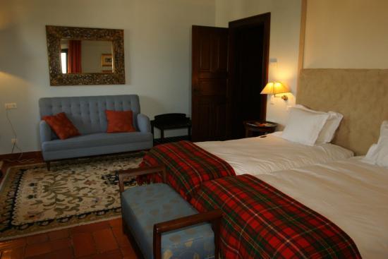 Palmela, Portugalia: Superior Room