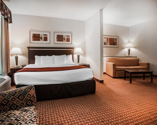 Mahwah, NJ: Guest Room
