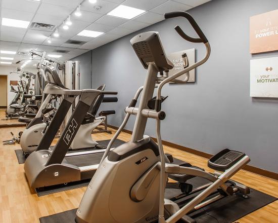 Mahwah, NJ: Fitness