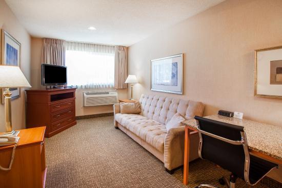 Kirkland, WA: Guest Room