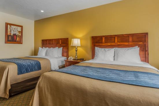 Cedar City, Utah: Guest Room