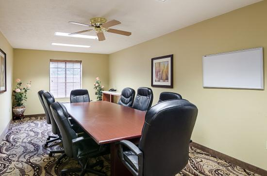 Oak Hill, Virginia Occidental: Meeting room