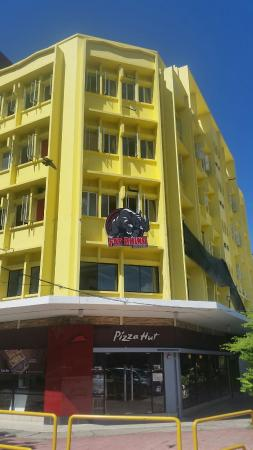 Fat Rhino Hostel