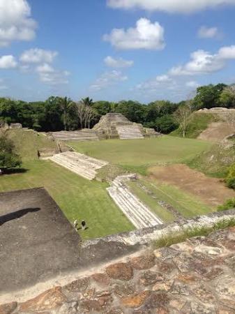 Distretto del Belize, Belize: Mayan Plaza