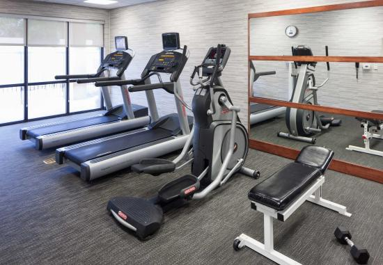 Courtyard by Marriott Miami at Dolphin Mall: Fitness Center
