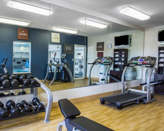 Comfort Suites Denver Tech Center: Fitness