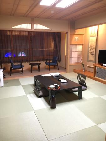 Suwa, Japan: 部屋