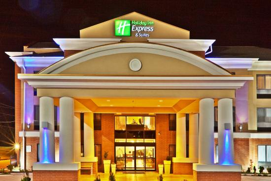 Holiday Inn Express Hotel & Suites Ponca City: Entrance