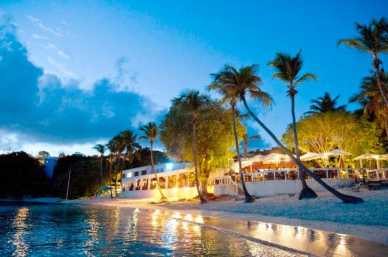 Secret Harbour Beach Resort: Secret Harbour Sunset Dining