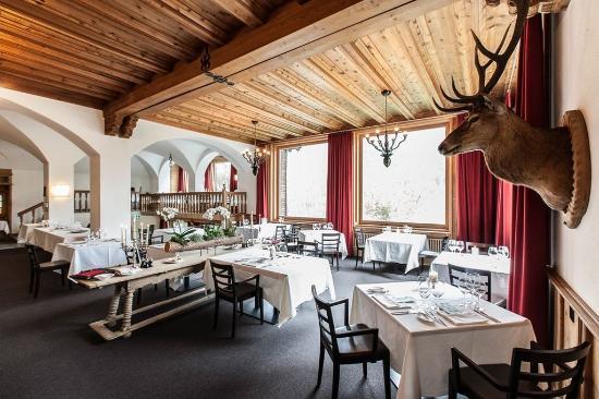 Romantik Boutique Hotel Guardaval: GuardaVal Restaurant