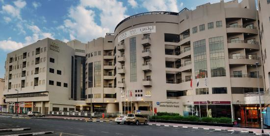 Photo of Lotus Grand Hotel Apartments Dubai