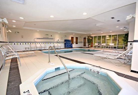 Wytheville, فيرجينيا: Indoor Pool & Whirlpool