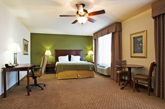 Andrews, TX: Suite