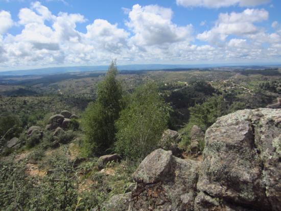 La Cumbrecita, อาร์เจนตินา: El paisaje en el camino