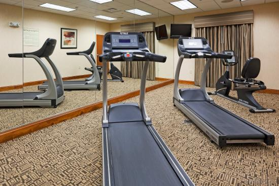 Holiday Inn Express Hotel & Suites Phenix City-Fort Benning Area: Fitness Center