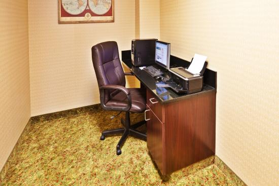 Perry, Оклахома: Business Center