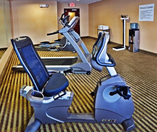 Perry, Оклахома: Fitness Center