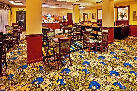Perry, Оклахома: Breakfast Bar