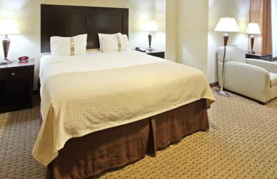 Holiday Inn & Suites Rogers at Pinnacle Hills King Executive Suite