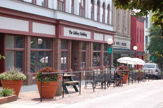 Fruitland, MD: Downtown Salisbury