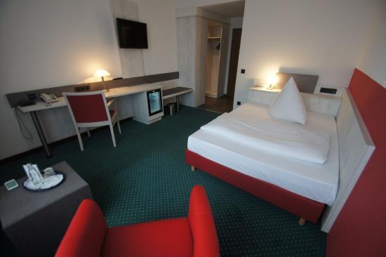Bielefeld, Germania: Classic Single Room