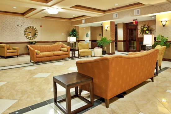 Holiday Inn Express Ocean Springs Hotel Lobby