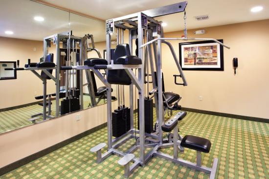 Ocean Springs, MS: Fitness Center