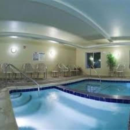 Grand River Hotel: POOL NIGHT TIME VISION