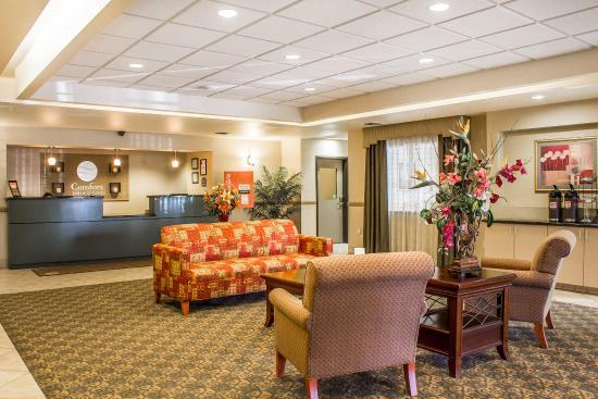 Comfort Inn & Suites Yuma: Interior