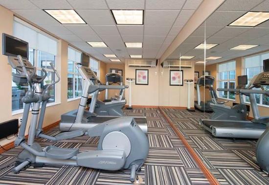 Moline, IL: Fitness Center