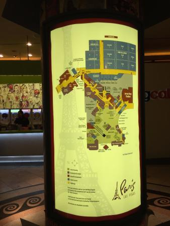 le boulevard map picture of le boulevard at paris las vegas rh tripadvisor com
