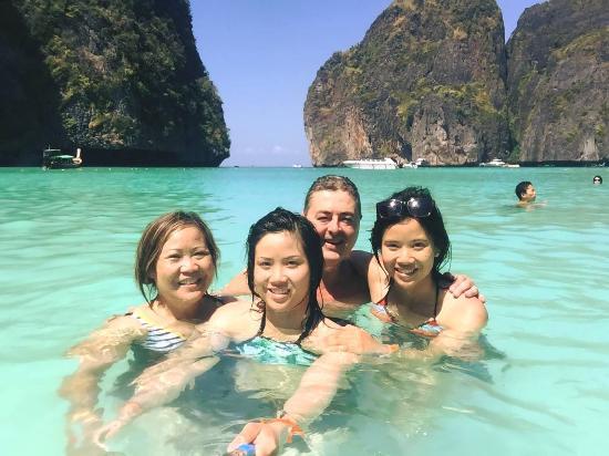 Thalang District, Tailandia: Maya Bay