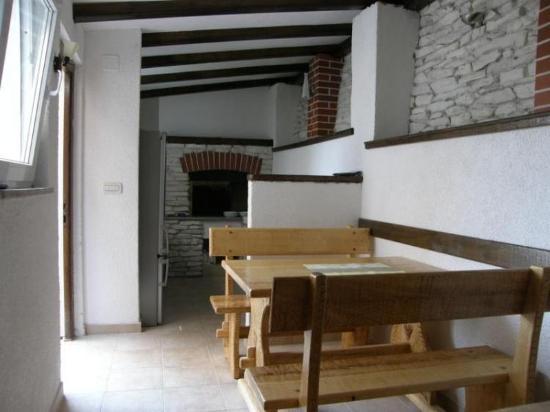 Podstrana, Kroatia: Bar/Lounge
