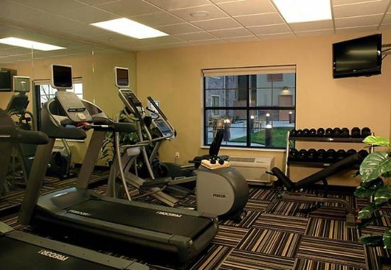Roseville, Californië: Fitness Center