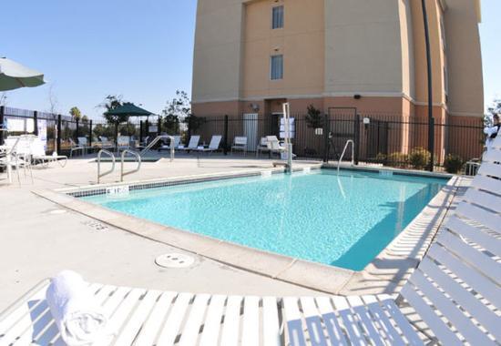 Clovis, Californien: Outdoor Pool