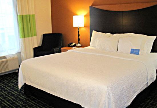 Morgantown, Batı Virjinya: King Guest Room