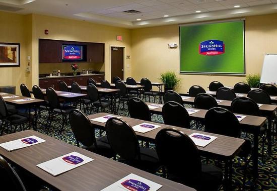 New Bern, Karolina Północna: Meeting Facilities