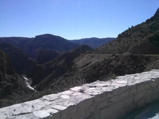 โกลบ, อาริโซน่า: teh canyon