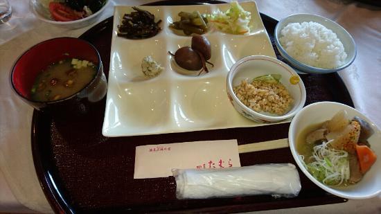 Nakanojo-machi, Japón: 朝食です。