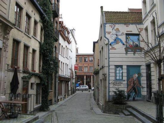 ApartmentsApart Brussels: Exterior