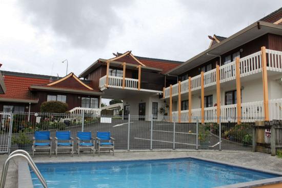 Whangarei, Nueva Zelanda: ASURE Cherry Court Motor Lodge