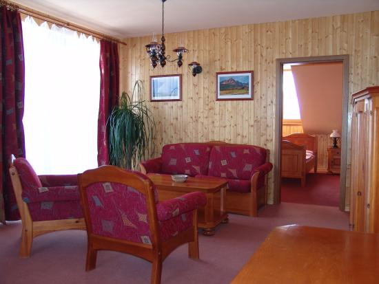 Kromeriz, República Checa: Stylish apartments