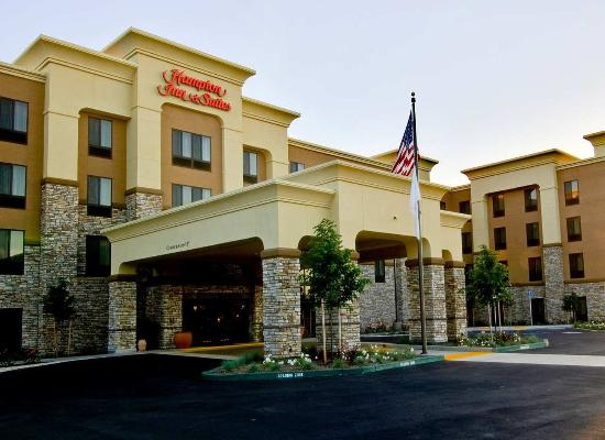 West Sacramento, Californien: Hotel Exterior