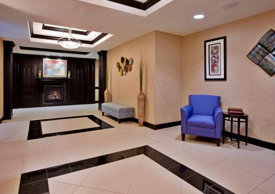 ไพรเยอร์, โอคลาโฮมา: Hotel Lobby Entrance