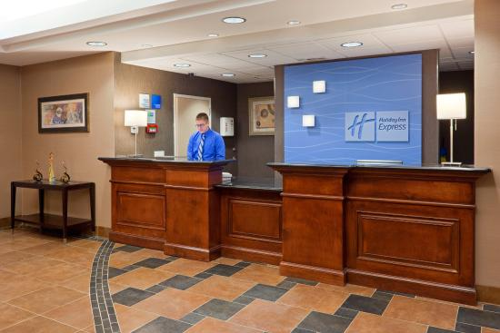 West Coxsackie, NY: Front Desk