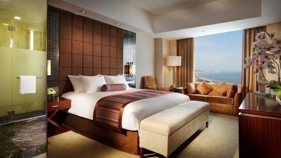 Yantai, Chine : Deluxe Room