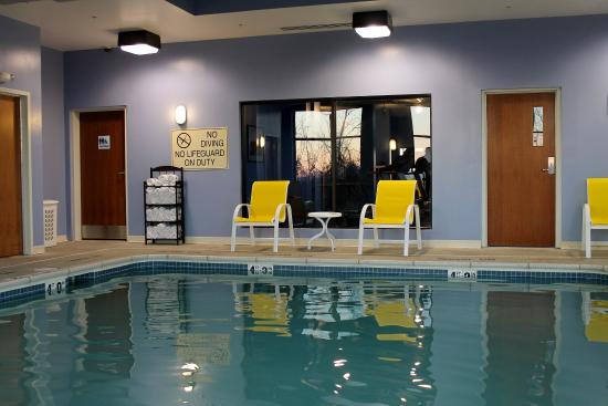 Holiday Inn Express & Suites - Harrisburg West: Swimming Pool