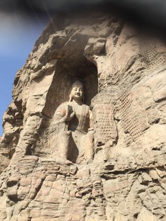 Datong, Cina: Yungang Grottoes