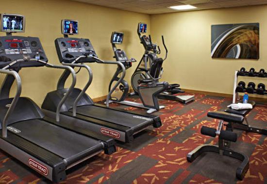 Troy, MI: Fitness Center